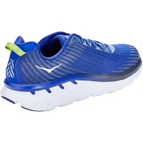 Hoka One One Clifton 5 Buty do biegania Mężczyźni, sodalite blue/mood indigo